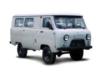 УАЗ-396254